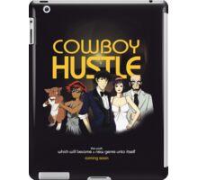 Cowboy Hustle iPad Case/Skin