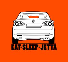 Eat Sleep Volkswagen Jetta Unisex T-Shirt