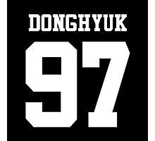 iKON Donghyuk 97 Photographic Print
