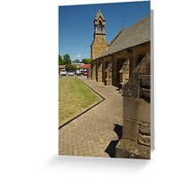 All Saints Anglican Church, Canberra Greeting Card