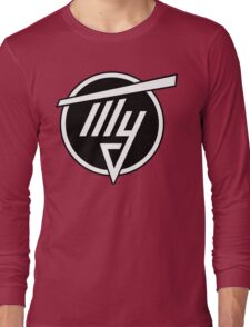 Tupolev Aircraft Logo (Black) Long Sleeve T-Shirt