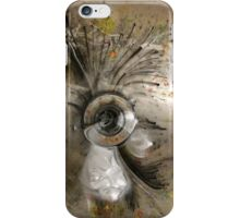 Painted Sink 001 iPhone Case/Skin