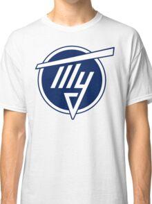 Tupolev Aircraft Logo (Blue) Classic T-Shirt