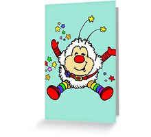A starry starry Sprite Greeting Card