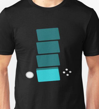 SHIRT #71 / 100 - GLOWING SCREEN Unisex T-Shirt