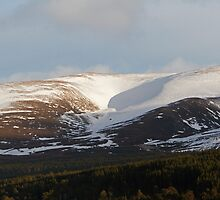 Cairngorm  by Keith Larby