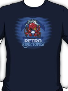 Retro Ridoctopus! T-Shirt