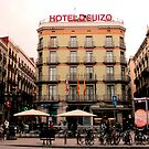 Swiss Hotel - Barcelona by rsangsterkelly