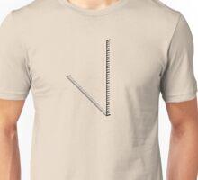 SHIRT #75 / 100 - LONELY MEASURING STICK Unisex T-Shirt