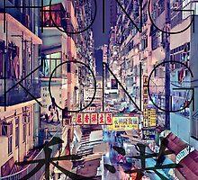 Hong Kong by vinnie107