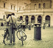 love in Rome by saaton
