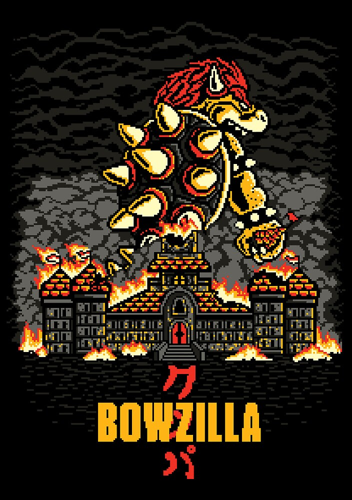 BOWZILLA by MEKAZOO