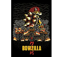 BOWZILLA Photographic Print