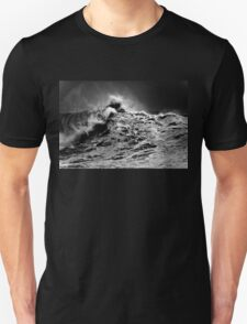 Winter Waves At Pipeline 13 Unisex T-Shirt