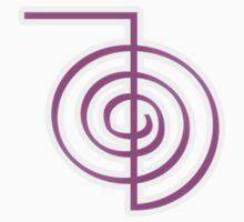 Choku Rei - Reiki Power Symbol by Resonance Clothing