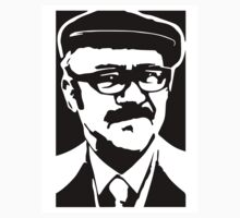 Gene Hackman Royal Tenenbaum by 53V3NH