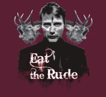 Eat the Rude ( Hannibal ) 2 by RedLemon