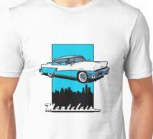 1956 Mercury Montclair Unisex T-Shirt
