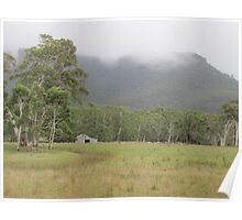 Rural Australia, Megalong Valley Poster