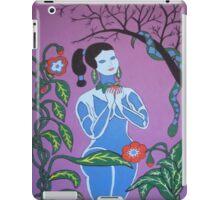 Blue Eve i-pad case iPad Case/Skin