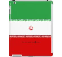 IRAN iPad Case/Skin