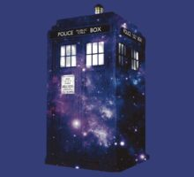 TARDIS: extra space-y edition by SociallyAwkward