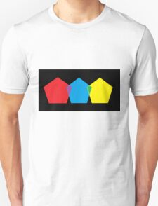 FAB Primary Hexagons T-Shirt