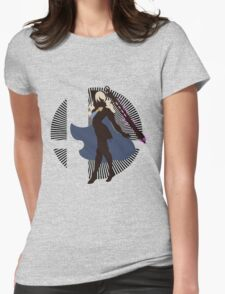 Corrin (Female, Smash) - Sunset Shores Womens Fitted T-Shirt
