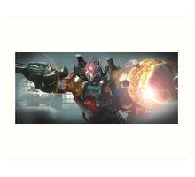 Transformers, Optimus Prime Art Print