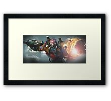 Transformers, Optimus Prime Framed Print