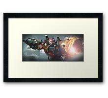 Transformers, Optimus Prime Framed Print
