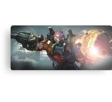 Transformers, Optimus Prime Metal Print
