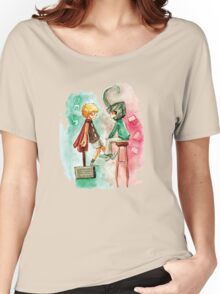 Little Asgard Women's Relaxed Fit T-Shirt