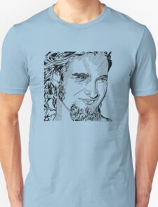 Layne Staley white Unisex T-Shirt