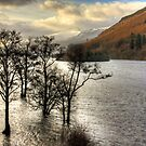 Loch Tay Winter by Tom Gomez