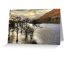 Loch Tay Winter Greeting Card
