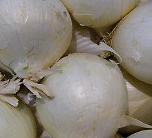 Onions by WildestArt