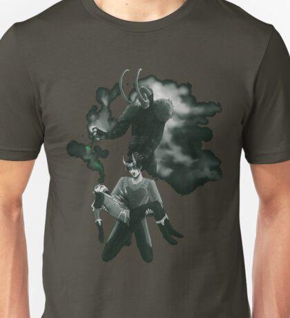 Agent of Agony (ii) Unisex T-Shirt