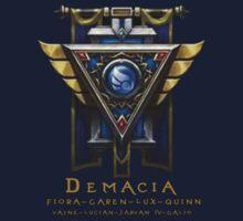 Demacia by Jamba x
