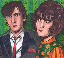 David and Maureen by Cloverswine