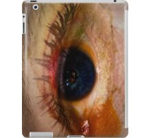 egg-eye sunny side up iPad Case/Skin
