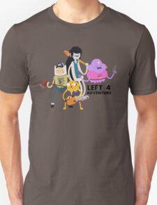 Left 4 Dead Meets Adventure Time T-Shirt