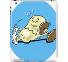 EXERCISE CARTOON TABLET CASE iPad Case/Skin