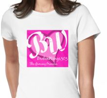 BrokenWings303 Logo Womens Fitted T-Shirt