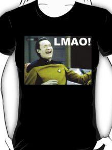 Data LMAO T-Shirt
