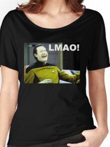 Data LMAO Women's Relaxed Fit T-Shirt