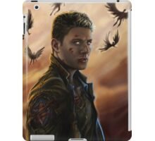 The Righteous Man iPad Case/Skin
