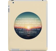 Percy Jackson Prophecy Sunset iPad Case/Skin