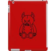 Evil Teddy iPad Case/Skin