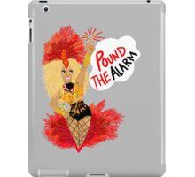 Pound the ALARM! iPad Case/Skin